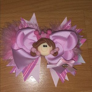Girls PRINCESS Hair Clippie